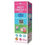 MultiOmega 3 Junior z Prezentem 250 ml - miniaturka