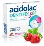 Acidolac Dentifix Kids 30 tabletek do ssania - miniaturka