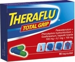 Theraflu Total Grip 16 kapsułek - miniaturka