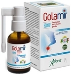 Golamir 2Act spray bezalkoholowy 30ml Aboca - miniaturka