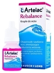 Artelac Rebalance krople do oczu 10ml - miniaturka