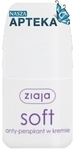 ZIAJA SOFT Antyperspirat roll-on 60ml - miniaturka