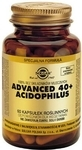 SOLGAR Advanced 40+ Acidophilus 60 kapsułek - miniaturka
