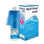 HYAL-DROP PRO krople do oczu 10 ml - miniaturka