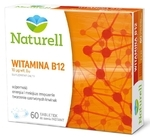 Vitaminum B12 10mcg 60 tabletek do ssania Naturell - miniaturka