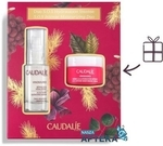 CAUDALIE Vinosource Serum SOS 30ml + Krem SOS 25ml Zestaw - miniaturka