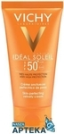 VICHY IDEAL SOLEIL 50 Krem aksamitny do twarzy 50ml - miniaturka
