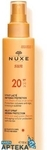 NUXE SUN Spray do opalania SPF20 150ml - miniaturka