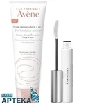 AVENE COUVRANCE Tusz do rzęs 7ml + Fluid do demakijarzu 3w1 200ml Zestaw - miniaturka