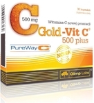 Olimp Gold-Vit C 500 Plus Pure Way 30 kapsułek - miniaturka