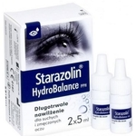 Starazolin HydroBalance PPH krople do oczu 10ml - miniaturka